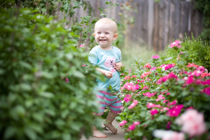 Natural Baby Gardening